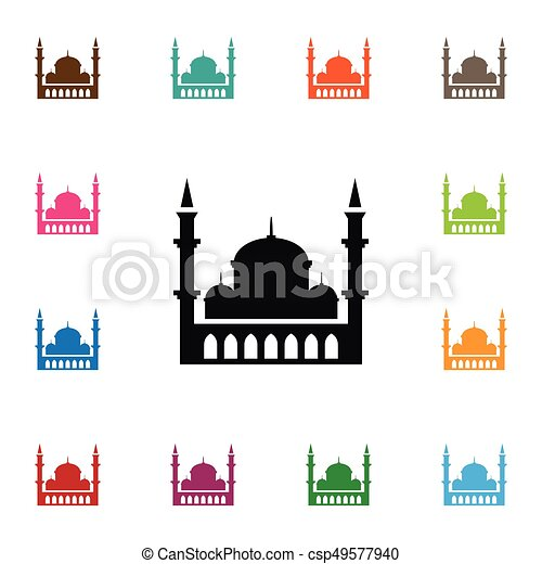 isolated islam icon minaret vector element can be used for minaret mosque islam design concept minaret vector element can https www canstockphoto com isolated islam icon minaret vector 49577940 html