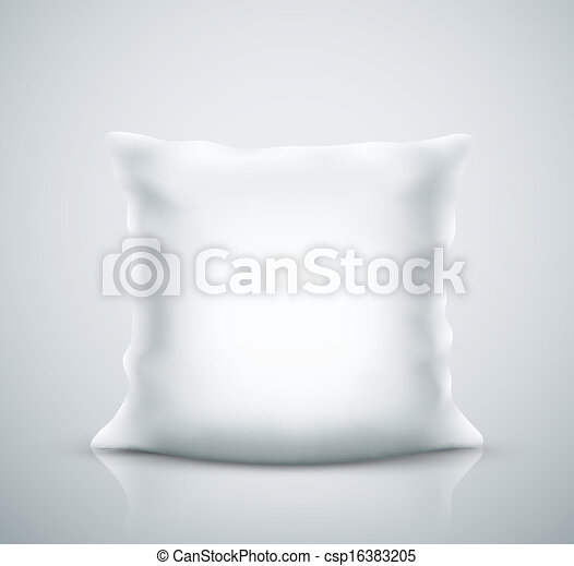 Isolated pillow - csp16383205