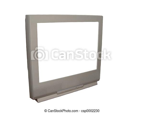 Isolated TV - csp0002230