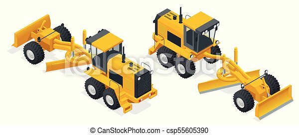 Isometric Graders Used In The Drawing Csp55605390