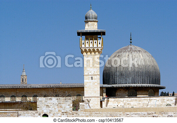 Israel Travel Photos - Jerusalem - csp10413567