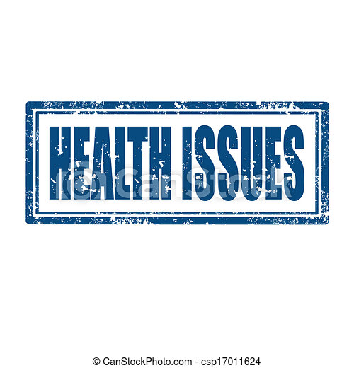issues-stamp, saúde - csp17011624