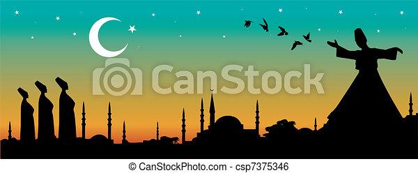 istanbul - csp7375346