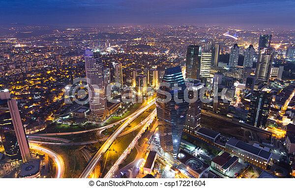 Istanbul - csp17221604