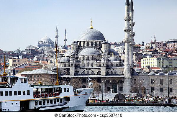 Istanbul - csp3507410
