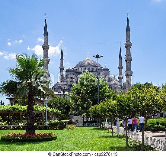 Istanbul - csp3278113