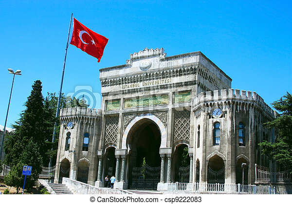 Istanbul University - csp9222083