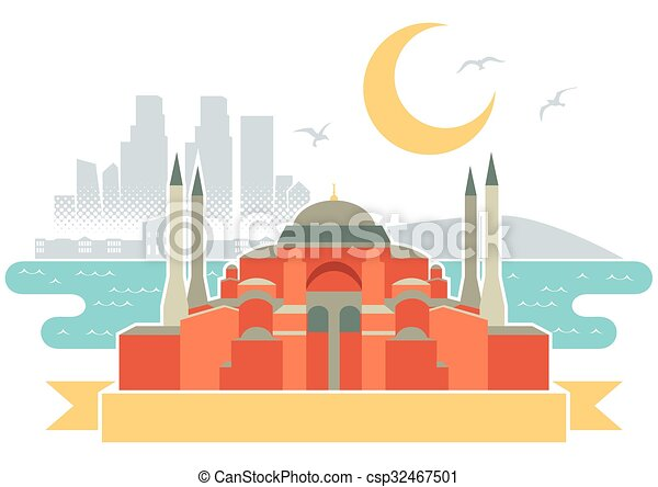 Istanbul - csp32467501