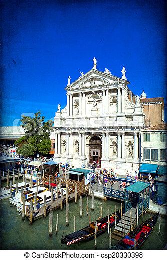 Venecia, Italia - csp20330398