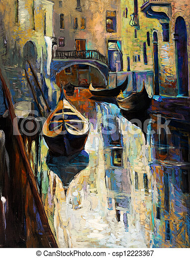 Venecia, Italia - csp12223367