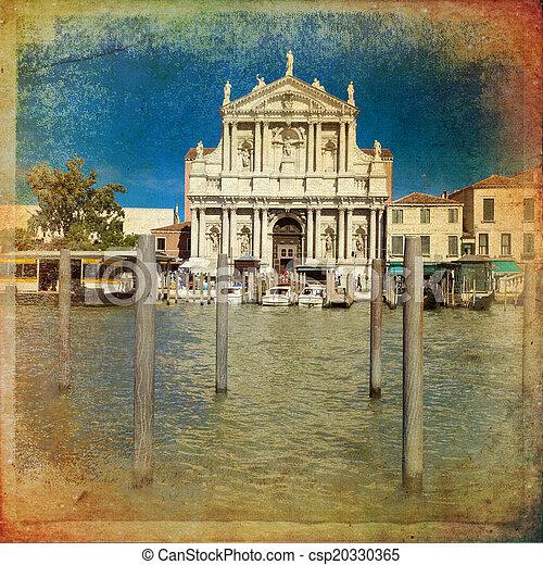 Venecia, Italia - csp20330365