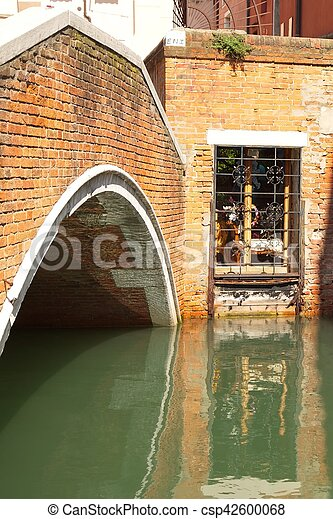 Venecia, Italia - csp42600068