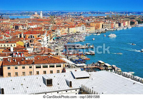 Venecia, Italia - csp13891588