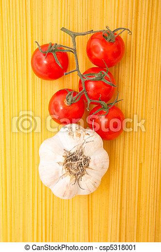Italian cuisine - csp5318001