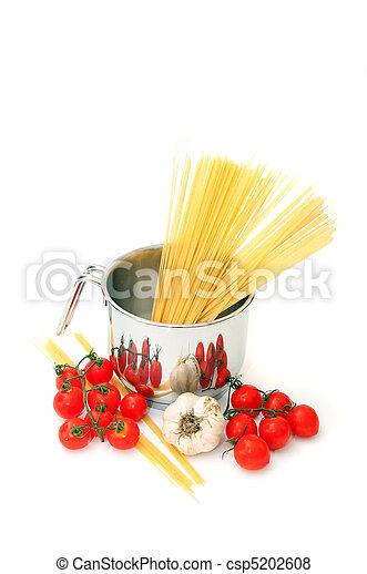 Italian cuisine - csp5202608