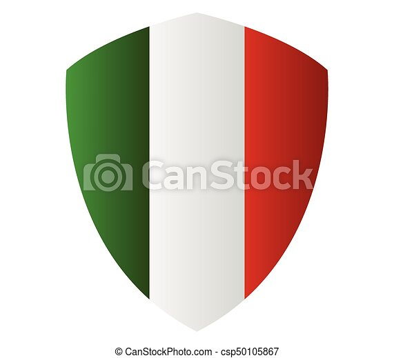 italian flag clip art vector search drawings and graphics images rh canstockphoto com
