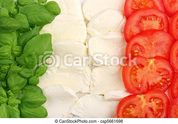Italian food 7 - csp5661698