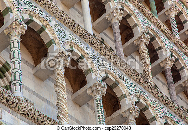 italian renaissance architecture architectural arch details on the