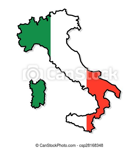 italy map eps vector search clip art illustration drawings and rh canstockphoto ca italy clipart black and white italy clip art free