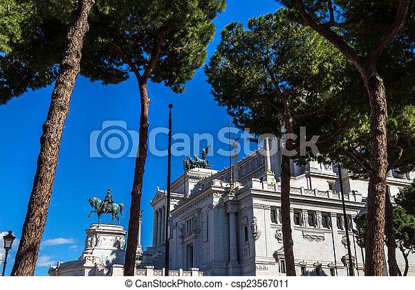 italy, rome, - csp23567011