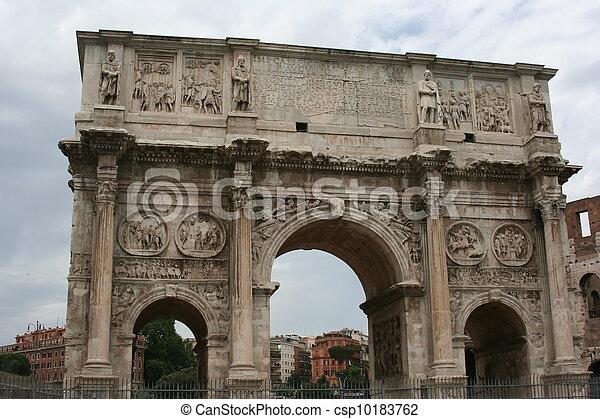 Italy Rome - csp10183762