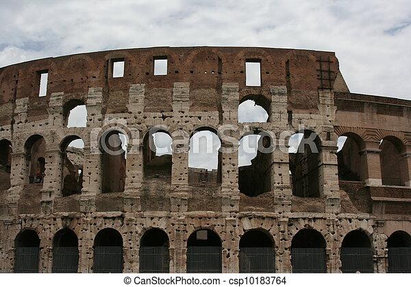 Italy Rome - csp10183764