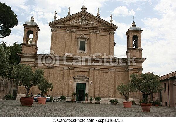 Italy Rome - csp10183758