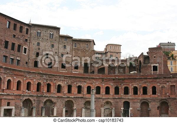 Italy Rome - csp10183743