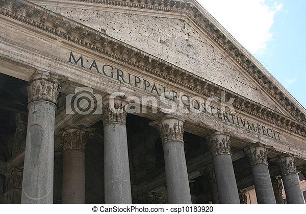 Italy Rome - csp10183920