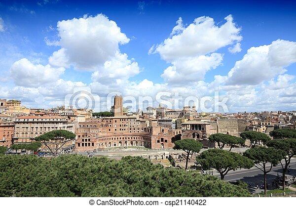 Italy - Rome - csp21140422