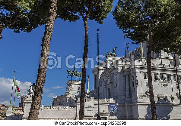 italy, rome, - csp54252398