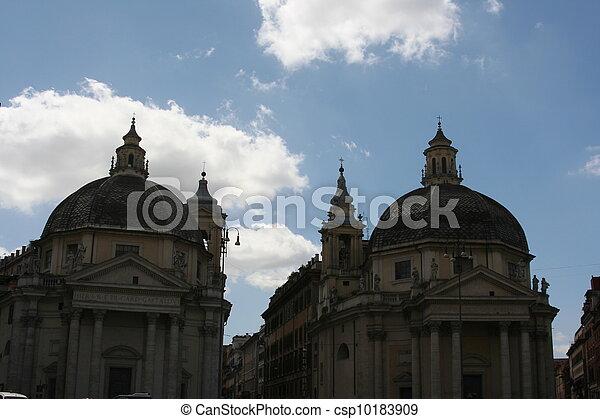 Italy Rome - csp10183909