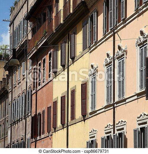 Italy - Rome - csp86679731