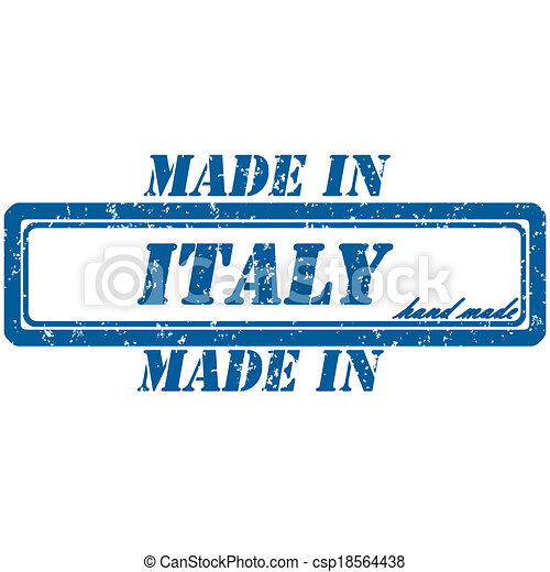 d6e6d33ed1 Italy stamp. Rubber stamp made in italy hand made.