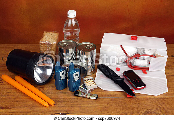 items, noodgeval - csp7608974