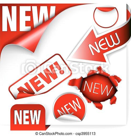 itens, jogo, elementos, novo - csp3955113
