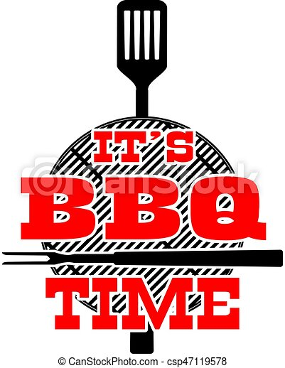 It's BBQ Time - csp47119578