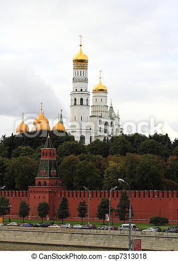 Ivan the Great Bell - csp7313018