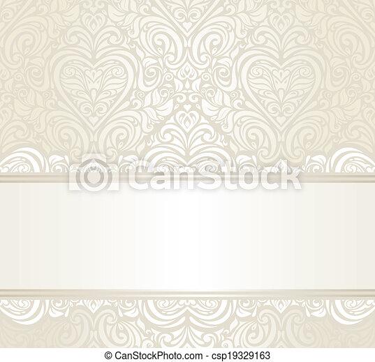 ivitation, luminoso, disegno, matrimonio - csp19329163