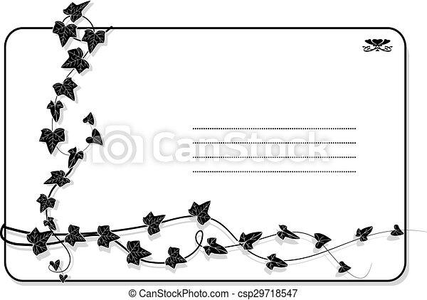 ivy background - csp29718547
