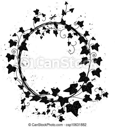 ivy frame - csp10631882