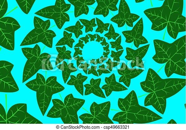 Ivy leaf - csp49663321