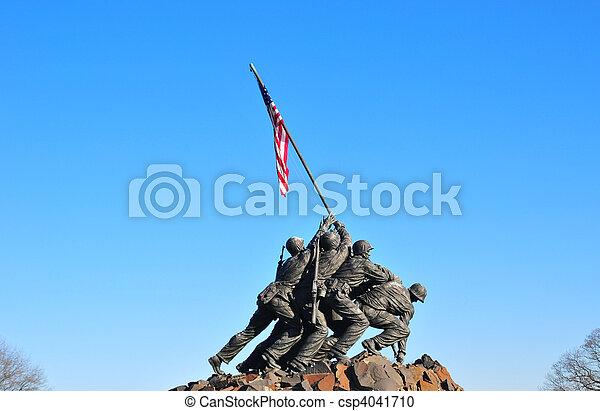 Iwo Jima - csp4041710