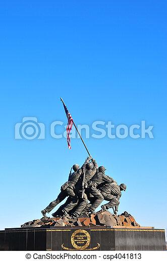 Iwo Jima - csp4041813