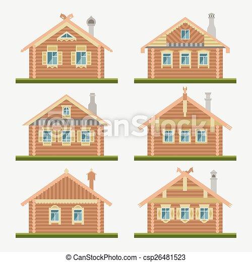 Izba flat - csp26481523
