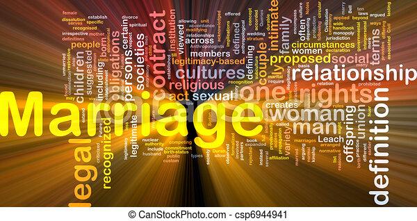 izzó, fogalom, házasság, háttér - csp6944941