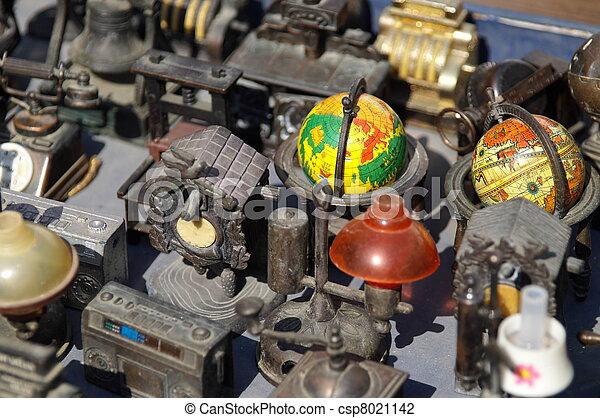 jérusalem, est, antiquités, marché - csp8021142
