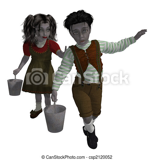 jack n jill clip art search illustration drawings and eps vector rh canstockphoto com Jack and Jill Cartoon jack and jill went up the hill clipart