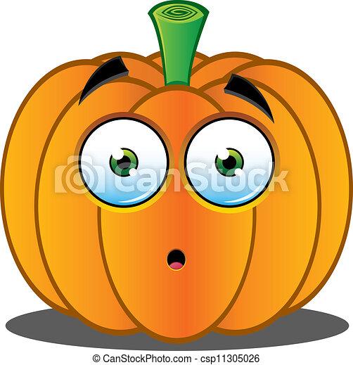 Jack o lantern pumpkin face 13 csp11305026