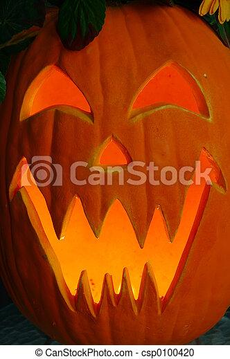Jack O Lantern - csp0100420